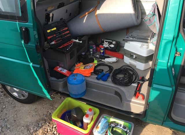 VW Bus T4 Camper kaufen von privat in gute Haende abzugeben