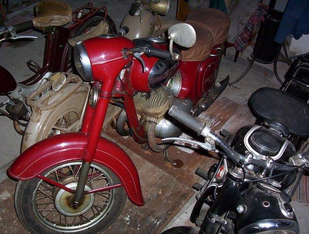 Jawa 350 original erhalten