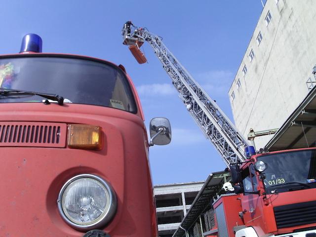 T2 Feuerwehr vor Verschrottung retten