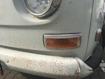 VW Bus T2 lackieren oder nicht