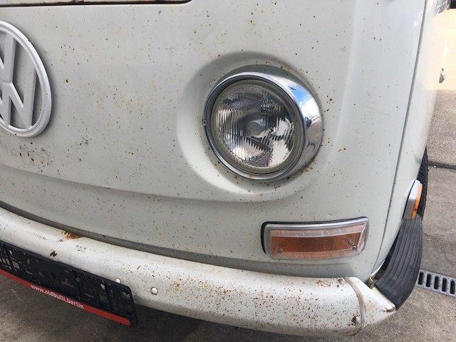 was bedeutet Patina VW Bus