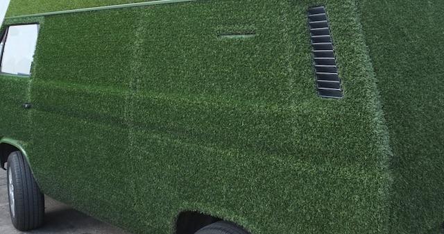 Dieselpartikelfilter Moos VW Bus