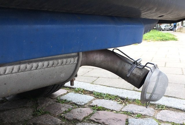 T3 Partikelfilter Dieselfahrverbot VW Bus Checker