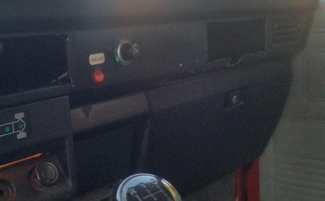 Armaturenbrett VW Bus T3 gebraucht gut erhalten