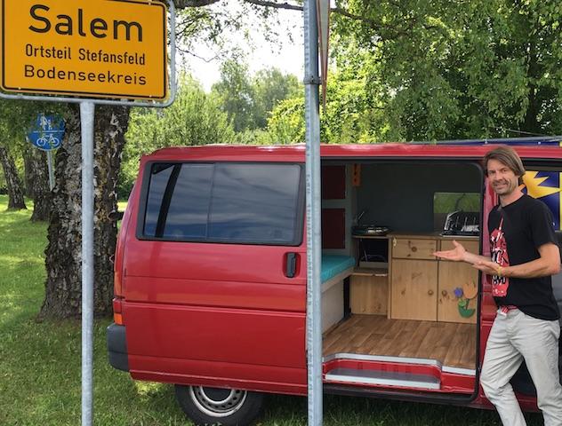 VW Bus Camper selber bauen Erfahrungen Transporter T4