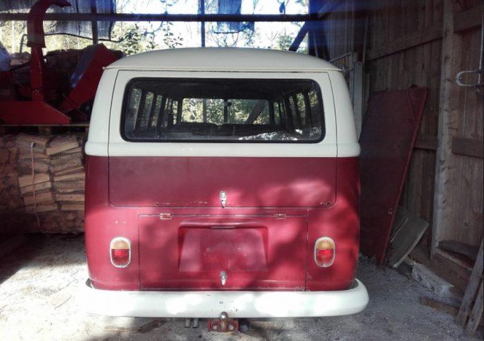 VW Bus T1 in Frankreich kaufen VW Bus Checker