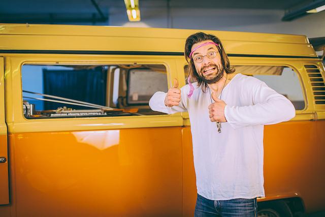 VW Bus Werkstatt empfohlen vom Bus Checker copyright dan petermann