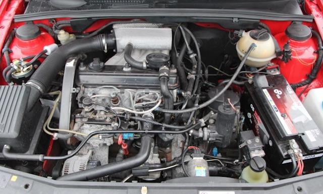Golf III Diesel Ecomatic Umwelt schonend durch wenig Kraftstoffverbrauch