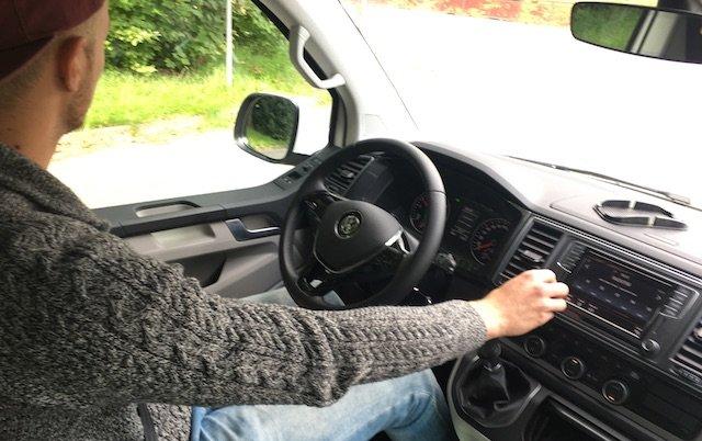 Multifunktionslenkrad im VW Bus T5 und T6 Pflicht