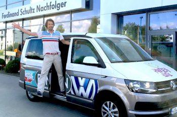 T6 California BEACH kaufen beim Autohaus FSN Rostock Volkswagen Nutzfahrzeug Partner