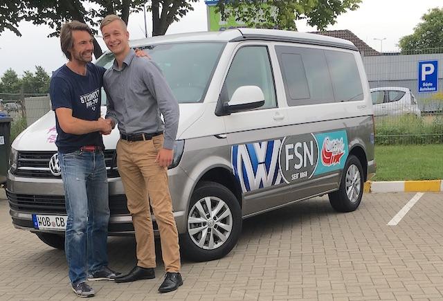 Weltbester Chauffeuer Jan Azubi FSN Verkauf
