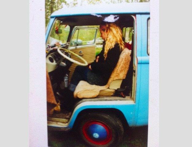 Damals im VW Bus T2 wir waren jung