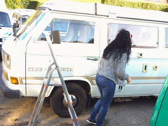 VW Bus Aufbereitung ist kein Ausbildungsberuf der Handwerkskammer