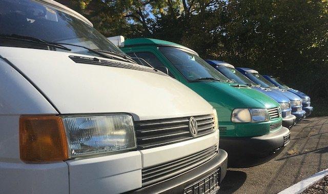 VW Bus Handel T3 T4 T5 Erfahrungen VW Bus Checker