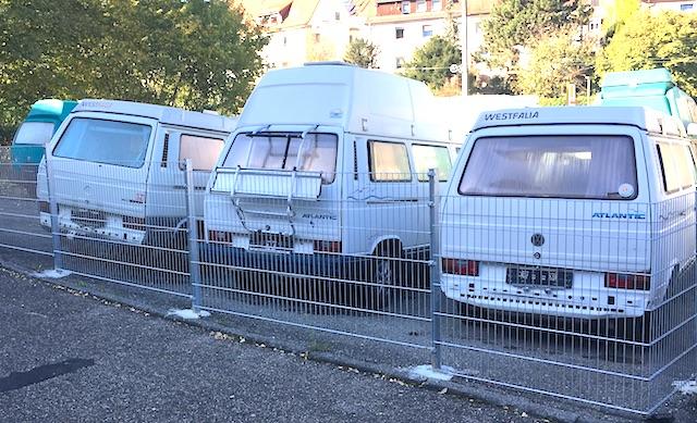 VW Bus Handel mit Vorsicht geniessen