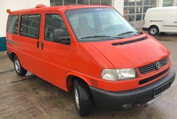 Feuerwehr Behoerden VW Bus kaufen