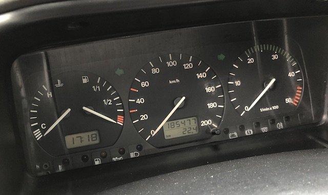 VW Bus T4 Modell bis 1998 Kombiinstrument Km Stand korrekt Frage BusChecker