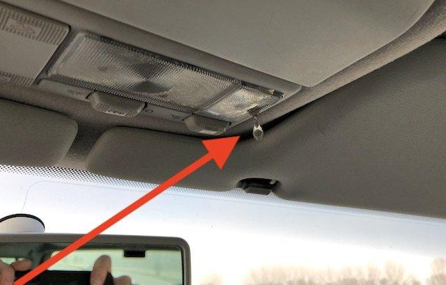Wassereinbruch VW Bus T4 Schiebedach vorne Dichtung defekt