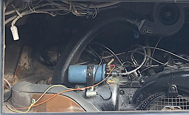 VW Bus T2 Elektrik mangelhaft instand setzen
