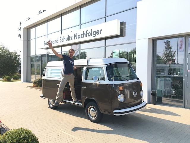 VW Bus T2 Spezialist