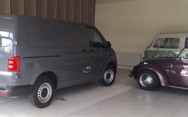 Volkswagen Klassiker Service beim VW Partner II