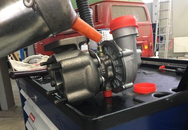 T3 Turbolader Neuteil Empfehlung BusChecker
