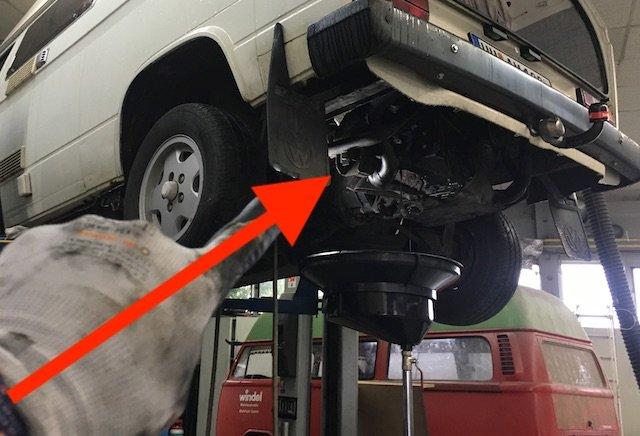 Turbolader defekt T3 Erfahrungen BusChecker