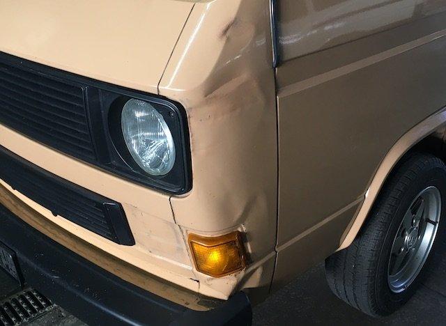 T3 Frontschaden Kaufempfehlung VW Bus Checker