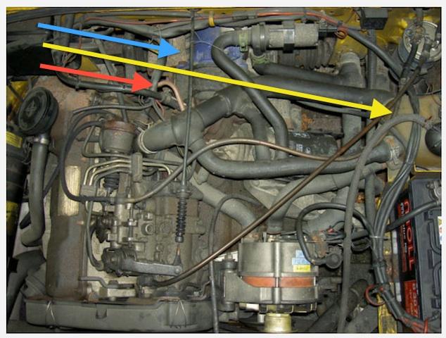 T3 Motorraum Inserat Zustand bewerten BusChecker