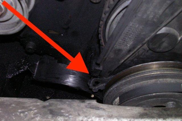 T3 Motorschaden durch Keilriemenabriss