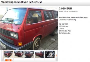 T3 Multivan Kaufberatung Berlin