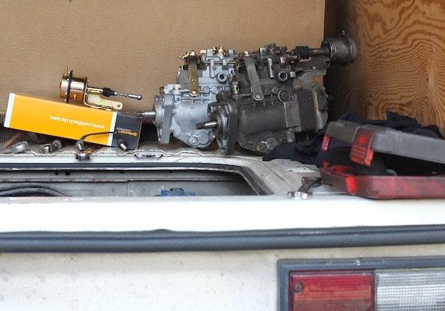 VW Bus T3 1Z Motor Umbau Erfahrungen