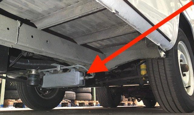 VW T2 Ölkühlerkit Boxermotor Luftgekühlt