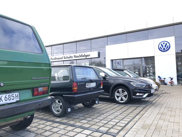 classic competenc FSN Volkswagen Partner Rostock