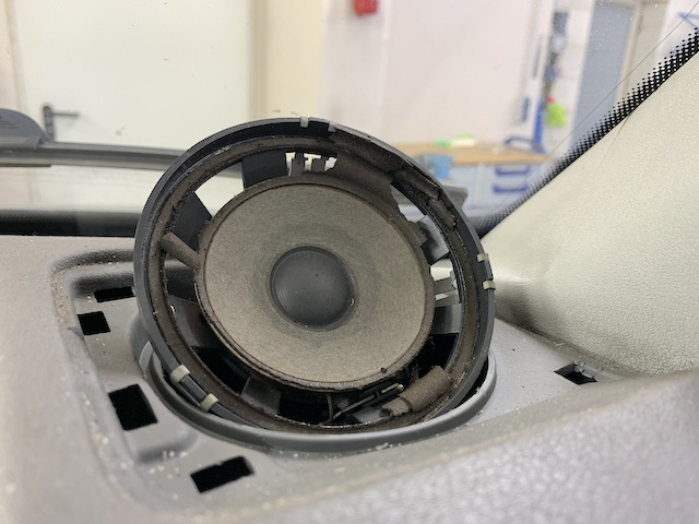 Lautsprecher VW Bus T4 welche