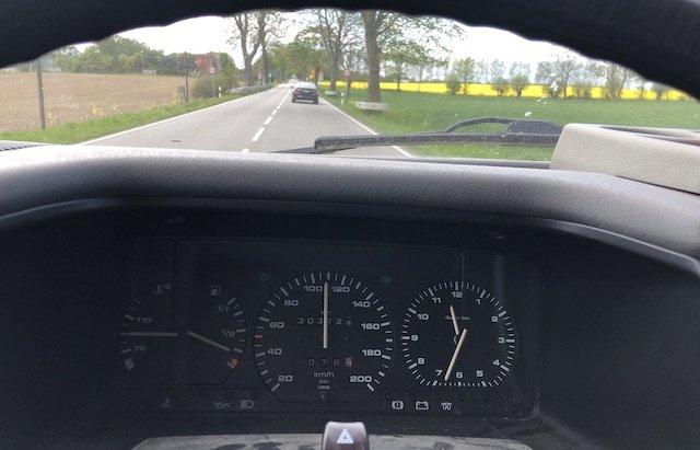 T4 2.4 D Reisegeschwindigkeit 120 km/h ideal