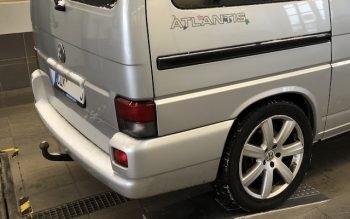 VW Bus T4 Breitreifen welche
