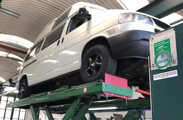 technische Änderungen Rad Reifenkombinationen mit der DEKRA