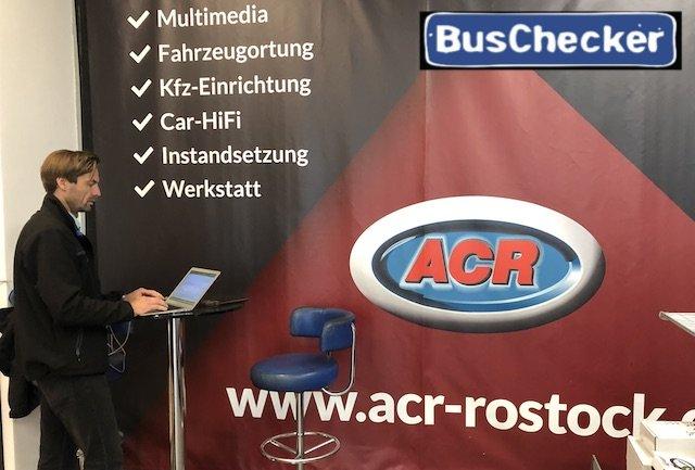 BusChecker ACR Rostock 09 2019