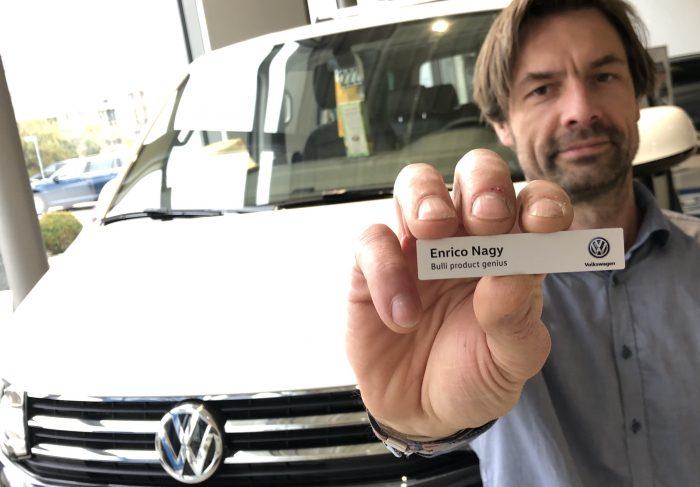 bulli product genius Enrico Nagy