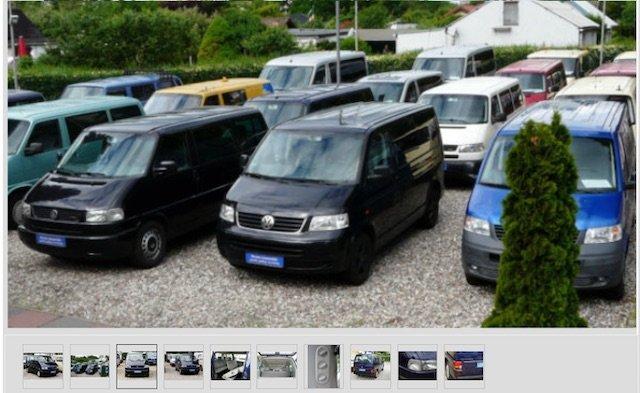 Grosses VW Bus Angebot Spezialist Berlin
