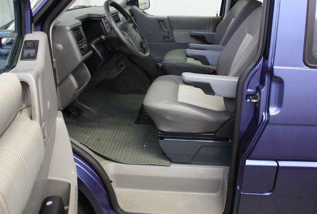Probefahrt VW Bus T4 TDi Tipps