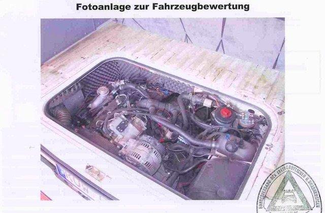 T3 TDI Umbau BusChecker 2001 Multivan Magnum