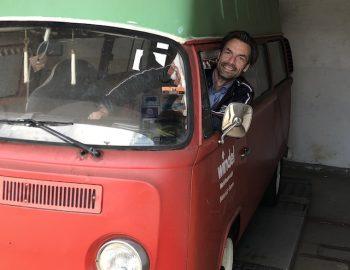 VW Bus Checker Traum Job was macht der überhaupt