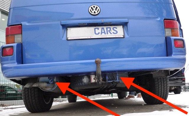 VW Bus Handeln Berlin 3x