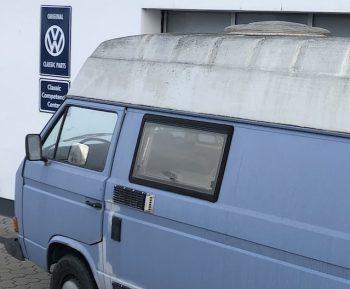 VW Bus T3 Camper TÜV neu zu verkaufen