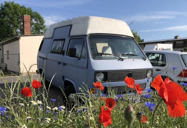 VW Bus T3 budget Camper neu aufbauen Erfahrungen BusChecker