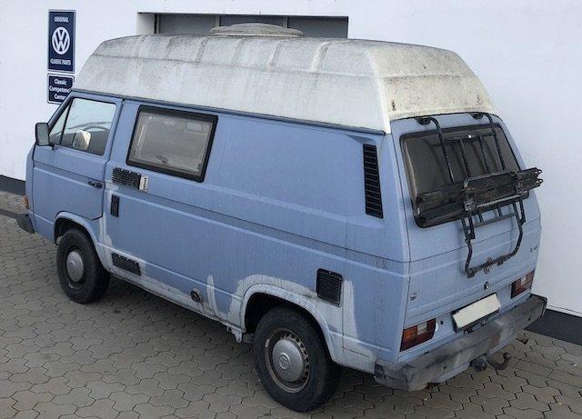 VW Bus T3 verblichen das bessere Angebot