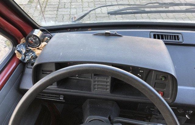 Öltemperaturanzeige VW Bus T3 nachrüsten Erfahrungen