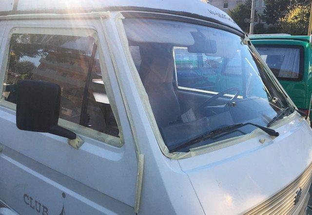 Optiktuning VW Bus Spezialist frischt Mangelware auf